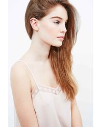 Urban Outfitters | Metallic Ear Cuff In Rose Gold | Lyst