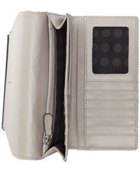 Vince Camuto | Gray Addy Wallet | Lyst