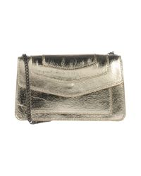 Pierre Darre' | Metallic Cross-body Bag | Lyst
