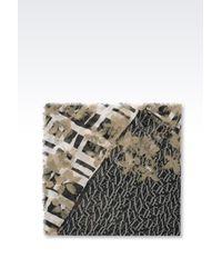 Armani Jeans - Brown Foulard - Lyst