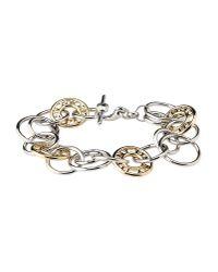 DKNY | Metallic Bracelet | Lyst