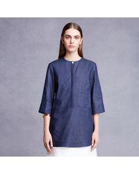 Trademark | Blue Deo Shirt | Lyst