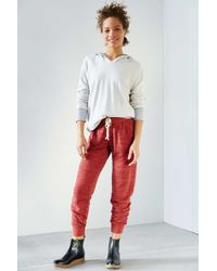 Project Social T | Red Jogger Pant | Lyst