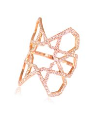 Ralph Masri | Arabesque Pink Diamond Ring | Lyst