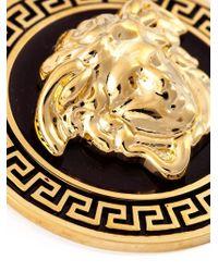 Versace | Blue Medusa Necklace for Men | Lyst