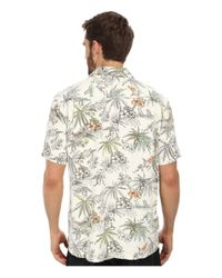 Tommy Bahama | Multicolor Lido Leisure Silk Camp Shirt (big & Tall) for Men | Lyst