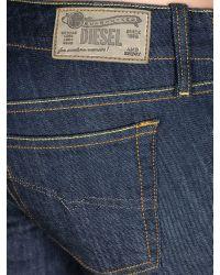 DIESEL | Blue Grupee Jeans | Lyst