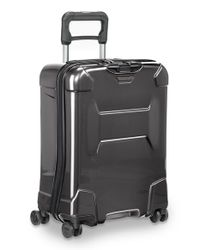 Briggs & Riley | Gray 'torq International' Wide Body Spinner Upright Carry-on for Men | Lyst