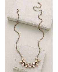 Anthropologie | Metallic Temple Tree Necklace | Lyst