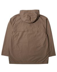Garbstore - Brown Co Op Trench Coat for Men - Lyst