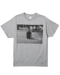 Deluxe - Gray X Ripzinger Lovey Tee for Men - Lyst