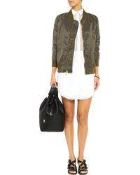 NLST - Green Shell Jacket - Lyst