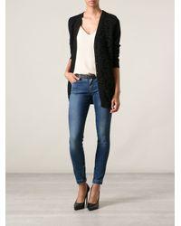 Dolce & Gabbana - Blue Skinny Jeans - Lyst