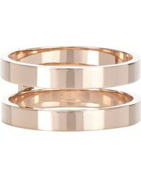 Repossi | Metallic Women's Berbere Double-band Cage Ring | Lyst