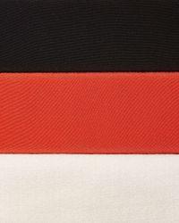 Eileen Fisher - Orange Button-back Silk Crop Shell - Lyst