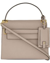 Valentino | Natural My Rockstud Small Leather Shoulder Bag | Lyst
