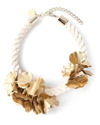 Maria Lucia Hohan - Metallic Fiji Belt Bracelet - Lyst