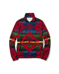 Ralph Lauren - Multicolor Cotton-blend Sweatshirt for Men - Lyst