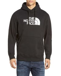 The North Face | Black Drawstring Hoodie for Men | Lyst