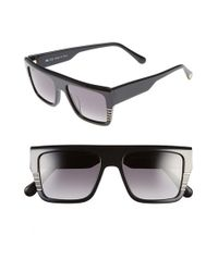 Ill.i by Will.i.am | Black 'wa509s' 54mm Sunglasses | Lyst