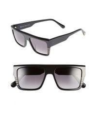 Ill.i by Will.i.am - Black 'wa509s' 54mm Sunglasses - Lyst