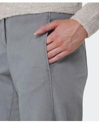 Oska   Gray Latka Utility Trousers   Lyst