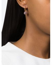 Isabel Marant - Pink 'the Party' Earrings - Lyst