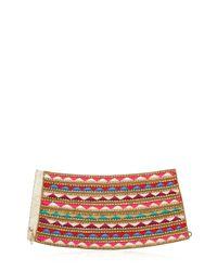 Deepa Gurnani - Red Fiesta Bonita Bracelet - Lyst