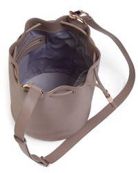 Alexander Wang - Natural Alpha Soft Bucket Bag - Lyst