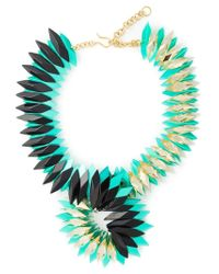 Silvia Rossi | Blue 'infinite' Necklace | Lyst
