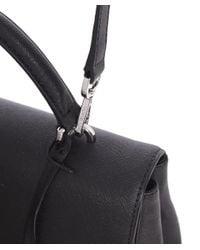 MICHAEL Michael Kors | Black Ava Medium Satchel Bag | Lyst