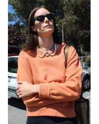 Rachel Comey - Multicolor Sappho Pearl Choker Necklace - Lyst