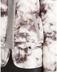Belstaff - Gray Wilkins Down-filled Puffer Coat  - Lyst