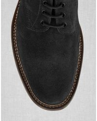 Belstaff - Green Stockwell Chelsea Boots for Men - Lyst