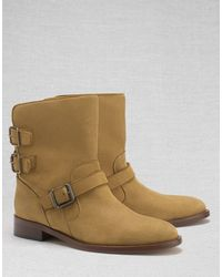 Belstaff - Multicolor Beddington Short Boots - Lyst
