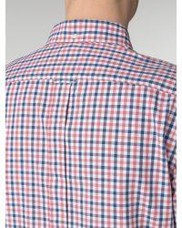 Ben Sherman - Multicolor Long Sleeve House Gingham Shirt for Men - Lyst