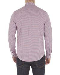 Ben Sherman - Multicolor Long Sleeve New Mini House Gingham Shirt for Men - Lyst