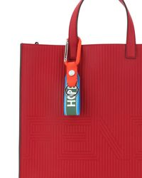 Fendi - Red Interchangeable Vocabulary Bag Charms - Lyst