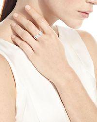 Armenta - Multicolor Old World Diamond Wide Enamel Stack Ring - Lyst