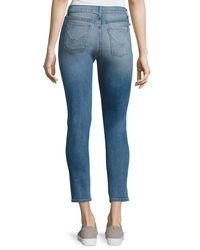 Hudson Jeans | Blue Ciara High-rise Super Skinny Ankle Jeans | Lyst