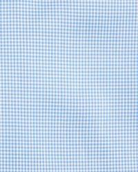 Charvet | Blue Micro Gingham Cotton Dress Shirt for Men | Lyst