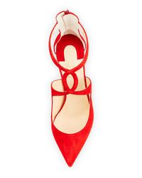 Christian Louboutin - Red Rosas - Lyst