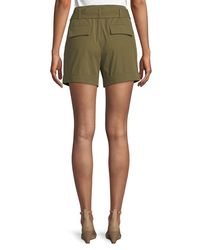 Lafayette 148 New York - Multicolor Greenpoint Bi-stretch Pima City Shorts - Lyst