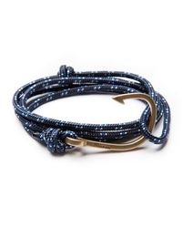 Miansai | Natural Hook On Rope Brass In Nat for Men | Lyst