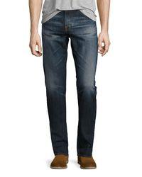 AG Jeans   Blue Graduate 3-years Wellspring Denim Jeans for Men   Lyst