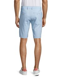 Opening Ceremony - Blue Tac Sideline Pique Shorts for Men - Lyst