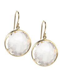 Ippolita - Metallic Crystal Lollipop Earrings - Lyst