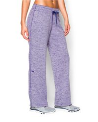Under Armour | Purple Fleece Drawstring Pants | Lyst