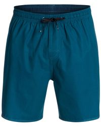 Quiksilver | Blue Waterman Everette Board Shorts for Men | Lyst