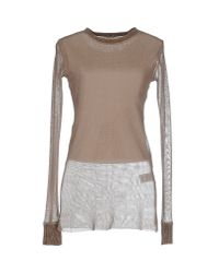 Almeria | Natural Sweater | Lyst